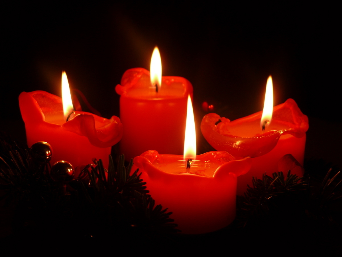 wish you all a wonderful fourth Advent!